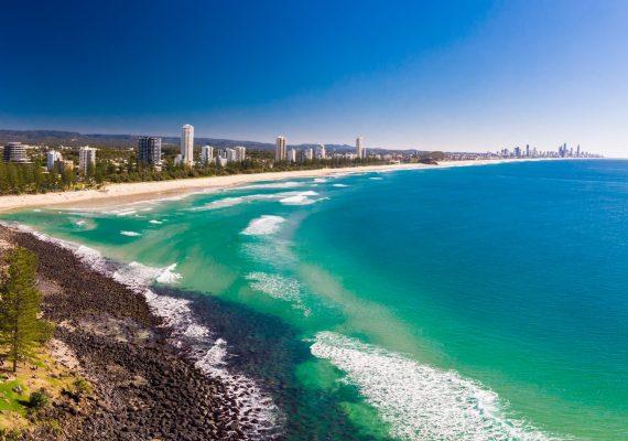 Conhece as melhores praias da Austrália? Listamos 5 para você