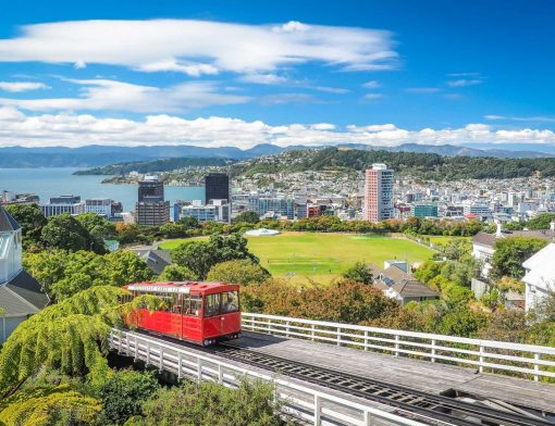 Transporte na Nova Zelândia